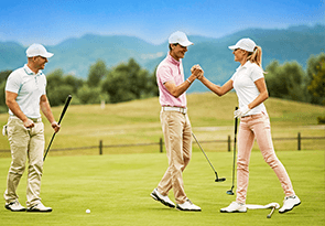 Golf Packages with unlimited golf